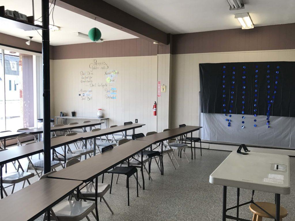 BA Classroom 4