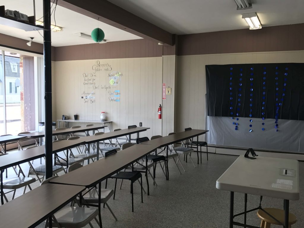 BA Classroom 5