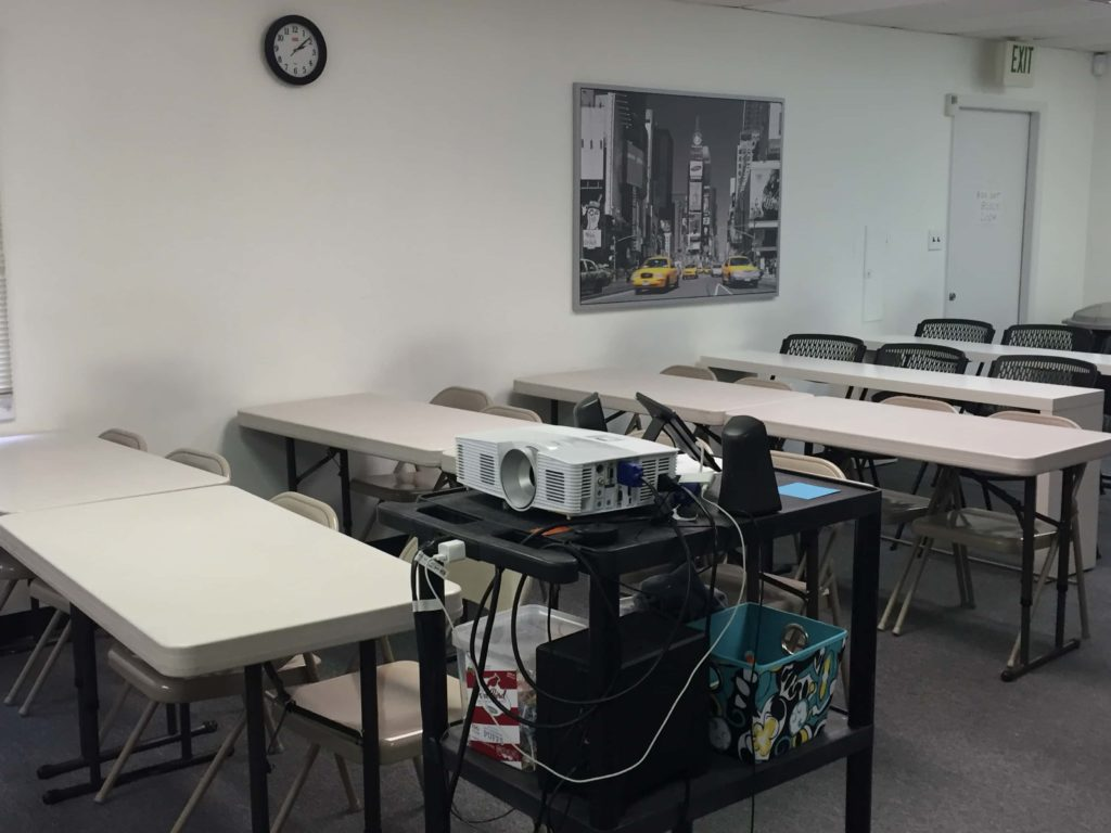 BH Classroom 1