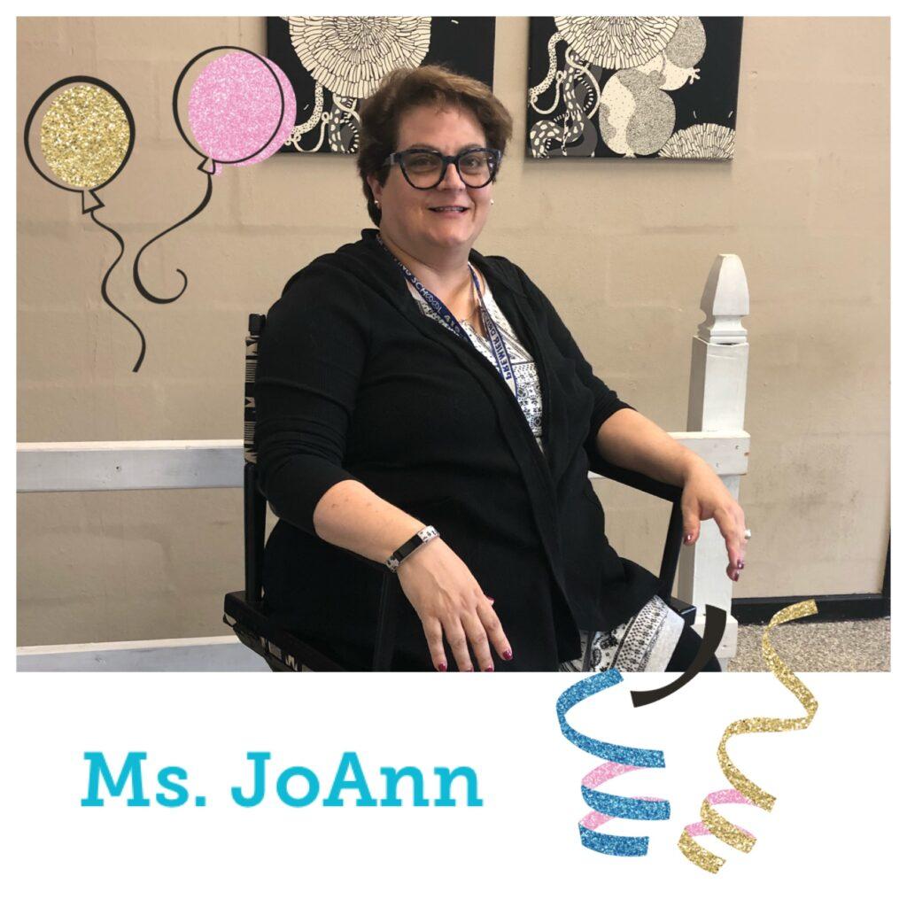 Ms. JoAnn